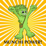 TEE – Munchi-Power! High Energy Rays